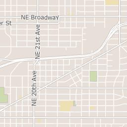 PortlandMaps: Irvington Historic District